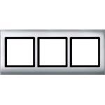 Merten Rahmen 3f.alu 400360