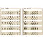 WAGO Kontakttechnik WMB-Bezeichnungssystem 793-933
