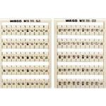 WAGO Kontakttechnik WSB-Bezeichnungssystem 209-692