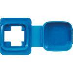 Merten Splash Flansch blau 465591
