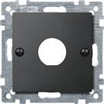 Merten Zentralplatte anth 468714
