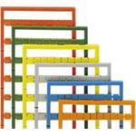 WAGO Kontakttechnik WSB-Bez. orange unbedruckt 248-501/000-012