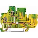 WAGO Kontakttechnik Doppelstock-Basisklemme 870-107