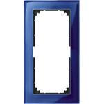 Merten Rahmen Glas 2f.saph/bl 487878