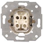 Kopp Doppeltaster-Sockel 2S. 5038.0000.2