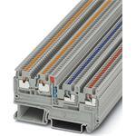 Phoenix Contact Initiatoren-/Aktorenklemme PTIO1,5/S/3-LED 24RD