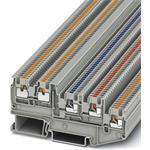 Phoenix Contact Initiatoren-/Aktorenklemme PTIO1,5/S/4-LED 24GN