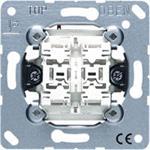 Jung Doppel-Taster 10AX 250V 535 U