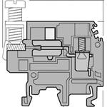 ABB Stotz S&J Klemme M 10/10.NT bl