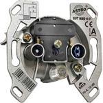 Astro Strobel Multimedia-Steckdose GUT MMD 10 F