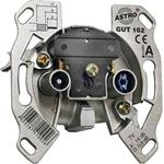 Astro Strobel Antennensteckdose GUT 162