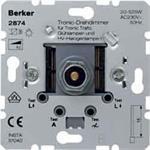 Berker Drehdimmer 20-525W/VA 2874