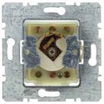 Berker Schlüsselschalter 2p. UP 383620