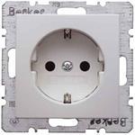 Berker SCHUKO-Steckdose pws/gl 41438989