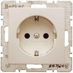 Berker SCHUKO-Steckdose ws/gl 47438982