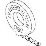 OBO Bettermann Montageband 5062 I FS