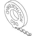 OBO Bettermann Montageband 5062 L I 12