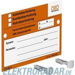 OBO Bettermann Kennzeichnungsschild KS-S