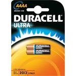 Procter&Gamble Dura. Batterie Alkaline Ultra M3-AAAA Bli.2