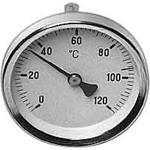 EHT Haustechn.AEG Zeigerthermometer ZT 34