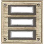 Novar Friedland Kontaktplatte E26/3