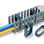 HellermannTyton Drahthalteklammer CL-100X100-PVC-BK
