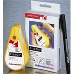 HellermannTyton Etiketten Starter Pack PACK-1401-WH