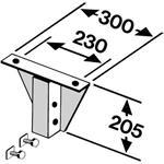 Hensel Deckenplatte KT DP 60