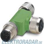 Phoenix Contact T-Verteiler M12 SAC-5P-M12T/2XM12 VP
