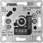Peha Elektronis.Potentiometer D 430 POT O.A.