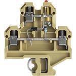 Weidmüller Klemme mit Einbau DK 4/35LD24VDC CSAA1