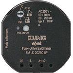 Jung Funk-Universaldimmer FM DU 20250 UP