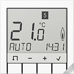 Jung Raumtemperaturregler Stdrd TR D A 231 SW