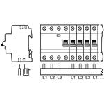 Busch-Jaeger Verteiler-Set 3099 SET2