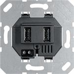 Jung USB-Ladegerät USB 21-2