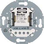 Berker Universal-Schalteinsatz 2f 85122201