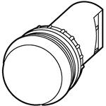 Eaton Leuchtmelder,compact M22-LC-G
