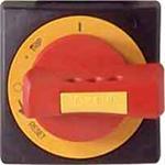 Eaton Drehgriff, rot-gelb NZM2-XDVR