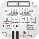 ESYLUX 4-Kanal Dry Kontakt CU-DIN DRY 4-Z KNX