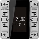 Jung KNX-Raumcontroller-Modul CD 5194 KRM TS D