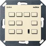 Gira Revox Bedieneinheit 223801