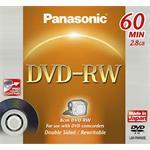 Panasonic Deutsch.BW DVD-RW LM-RW60E