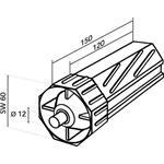 Rademacher Kunststoffkapsel VK 4030