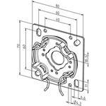 Rademacher Universalantriebslager VK 4015K-05
