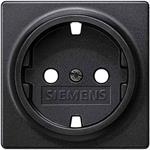 Siemens Schuko-Dose m.Abd.55x55 5UB1921