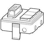 Siemens Abgangskasten BD2-AK1/3SD163A161