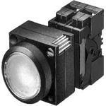 Siemens Leuchtendrucktaster komp. 3SB3247-0AA51