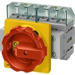 Siemens Haupt-/Not-Aus-Schalter 3p 3LD2814-0TK53