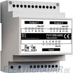 TCS Tür Control Videosignalverteiler 2fach FVY1200-0400