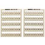WAGO Kontakttechnik WSB-Bezeichnungssystem 209-607